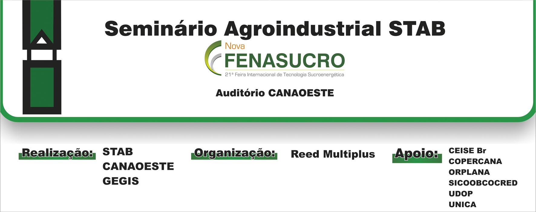Seminário Agroindustrial STAB 2013